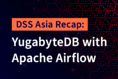 thumbnail Creating Standard Patterns to Load Data into YugabyteDB with Apache Airflow recap of the talk at distributed sql summit asia 2021
